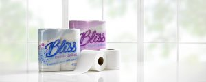 Bliss Double and Triple Quilted packs - display